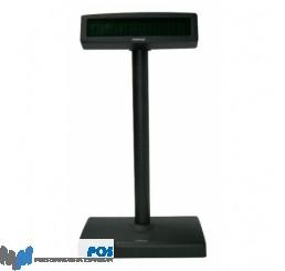 POS Prikazovalnik Posiflex PD-2600U-B črn USB